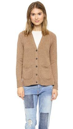 Madewell Solid Jillian Swing Cardigan 59.23€ #ShopBop #Madewell #ShoppingPicks