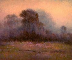 title of the image Brent Watkinson Landscape Artwork, Abstract Landscape Painting, Abstract Art, Color Of Night, Plein Air, Painting Techniques, Lovers Art, Painting Inspiration, Sculpture Art