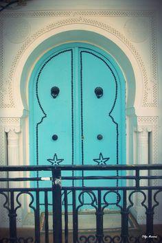 The Masjid Door... Jradou