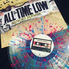 Nothing Personal Vinyl