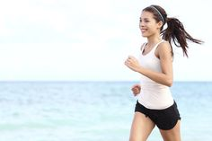 How to make running feel easier.  Ha - is that possible? It is great cardio but we all must admit - running sucks.