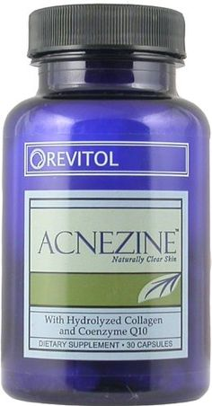 Acnezine anti-oxidants 30 capsules