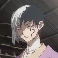 Manga Anime One Piece, Anime Manga, Anime Art, Anime Boy Hair, Stone World, Fanart, Attack On Titan Anime, Cute Anime Guys, Stop Motion