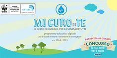 MI CURO DI TE: Programma educativo digitale del WWF