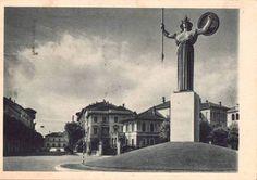 La Minerva a Pavia, probabilmente anni 30