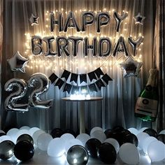 Excited to share this item from my shop: Birthday Balloon Kit Birthday&Wedding Decorations Baby Shower Decorations Birthday Party Balloons Hen Party Decorations Party Backdrop Birthday Party Decorations For Adults, Hen Party Decorations, Baby Shower Decorations, Black And White Party Decorations, All Black Party, Happy Birthday Letter Balloons, Birthday Letters, Balloon Birthday, Balloon Wedding