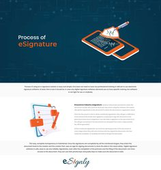 Process of using an e-signature solution is easy and simple. One does not need to have any professional training or skill set to use electronic signature software. Online Signature, Digital Signature, Software, Training, Electronics, Simple, Easy, Work Outs, Excercise