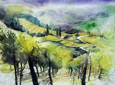 Landschaften - Heinz Schweizer