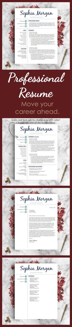 THIS resume will absolutely stand out! Propel your career ahead with - resume 1 or 2 pages