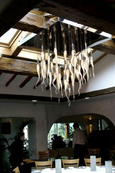 Ice Chandeliers