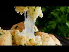 Garlic Cheese Bombs :: Home Cooking Adventure