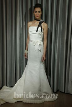 """Alyne """"Caroline"""" gown on Brides.com from the """"Sip & Pin"""" event!"""