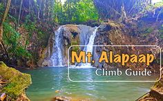 Alapaap is a newly opened trekking site located in Brgy. San Andres in Tanay, Rizal. It is a short easy climb with no much ascends. Trekking, Climbing, Waterfall, Mountains, Diy, Outdoor, Outdoors, Bricolage, Mountaineering