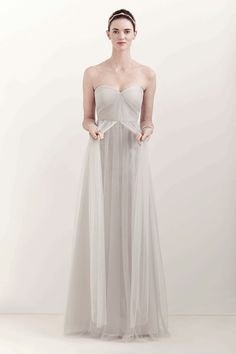 "How to style the Annabelle Dress from BHLDN no. 2 ""Goddess"""
