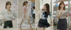 "7 Fashion Moments from Song Hye Kyo in ""Descendants of the Sun"" Korean Fashion Kpop, Asian Fashion, Dramas, Song Hye Kyo Style, Classy Business Outfits, Girl Drama, Sun Song, Descendents Of The Sun, Descendants"