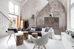side : Eclectic style walls & floors by Creativespace