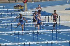 Cumberland High School's Annesha Harris Wins Three Track & Field Titles