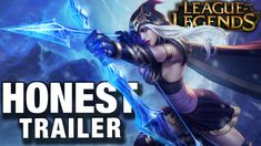 Throw back: League of Legends Honest Game Trailer https://www.youtube.com/watch?v=L-YWi6Kmp-g&list=PLeImKFecYFCzKacBAZGzcJEVm9OWN1PFZ&index=114 #games #LeagueOfLegends #esports #lol #riot #Worlds #gaming