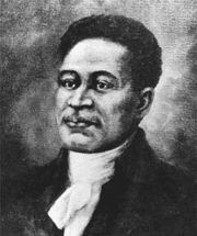 """Crispus Attucks was born in 1723, a slave on a plantation in Framingham, Mass. When Crispus Attucks was about sixteen, he was sent to Deacon William Brown in Framingham, Mass. There his jobs were buying cattle, working in Deacon's Chandler""""s shop, and traveling to look for customers. When Attucks was 27, he went on a business trip to Boston where he applied for a job as a whaler. Attucks chose a boat that rarely returned home near Deacon's house, just in case the Deacon searched for him."""