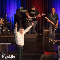 #TBT to this past Sunday's message from Pastor Steve! What was your favorite moment from service?  If you missed it, you can listen to it here: www.newlifenc.com/sermon-archives/  #NewLifeNC #Taylorsville #NC www.newlifenc.com