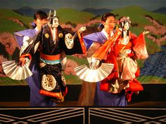 Bunraku Theater | EU-Japan Fest Japan Committee | Program