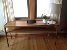 Ikea Stockholm Sofa Table (golden brown color) $200