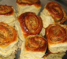 Секундные булочки к чаю - вкуснее торта и пирогов