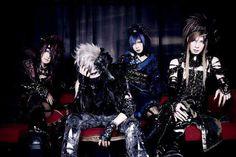 """NEGA"" Japanese Visual Kei band"