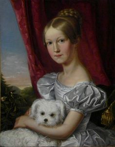 Dogs in Renaissance Paintings   Ancient Dog and Valentine fundraiser sandwhich for one!