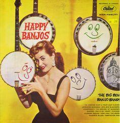 The Big Ben Banjo Band - Happy Banjos