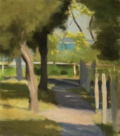 View Path to the Beach by Clarice Marjoribanks Beckett on artnet. Browse upcoming and past auction lots by Clarice Marjoribanks Beckett. Landscape Drawings, City Landscape, Landscape Paintings, Landscapes, Australian Painting, Australian Artists, Klimt, Misty Day, Art For Art Sake