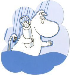 'The Book About Moomin, Mumble and Little My' by Tove Jansson