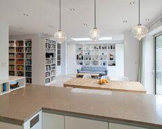 Private House - Harpenden contemporary-kitchen