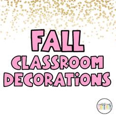 Don't you just love all things Fall?! Check out these beautiful fall classroom ideas to bring the comfort of the Fall season to your classroom space. Find Fall classroom decorations, posters, bulletin board ideas, door decor, & so many more ideas! Perfect for your kindergarten, elementary, middle, or high school classroom. Even your homeschool or online teaching classroom! Fall Classroom Decorations, Classroom Ideas, High School Classroom, Board Ideas, Fall Season, Bulletin Board, Just Love, Kindergarten, Homeschool