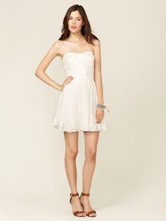 Flared Tube Dress by Isabel Lu on Gilt.com 89 right now normally 264!