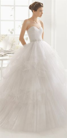 Aire Barcelona Wedding Dresses 2016 Collection   http://www.deerpearlflowers.com/aire-barcelona-wedding-dresses-2016-collection/