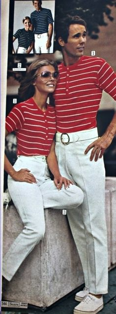 16 Insane His-And-Hers Fashions Of The 70s