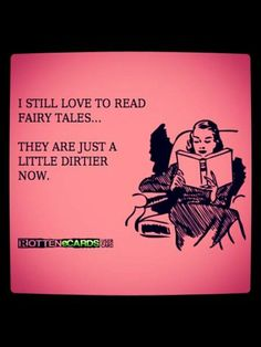 Romance novels. Yup. :)