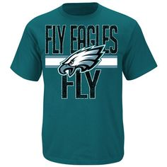 Fly Eagles Fly! #Eagles Fantasy Leader T-Shirt $24.99