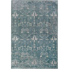 Surya Serene Sage Medium Pile Rug @Zinc_Door