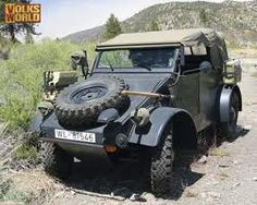 WW II Kubelwagen - I heard this was the forerunner to the VW Thing in the Volkswagen Models, Volkswagen 181, Kdf Wagen, Porsche, Audi, Vw Classic, Sand Rail, Vw Cars, German Army