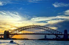 I miss your sunsets!!  #topostrip #toposinaustralia #sunset #sydney #australia #sydneyharbourbridge #ig_australia #iloveaustralia by mjosecabrera
