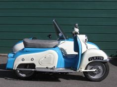 Rare zundapp bella scooter the king of scooters for sale for Garage scooter nice