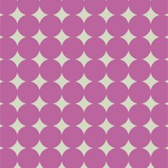 Heather Bailey – True Colors Mod Dot in Orchid