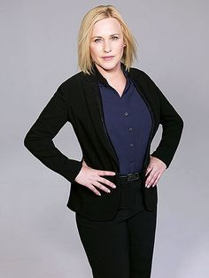 Patricia Arquette Interview on CSI: Cyber and Boyhood #patriciaarquette #csi