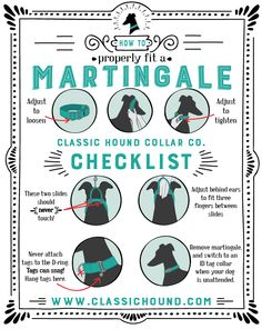 Martingale Checklist How To Properly Fit A Martingale Collar It's a real safety issue, and most people aren't doing these 4 things. After ten years of outfittin