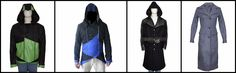 For all men and woman searching for some cool leather outfit, here we have attractive Assassins Creed Unity Outfits made exclusively for men and woman  from leather. Click Here: http://www.getmyleather.com/product-category/video-game-assassins-creed-unity-arno-victor-dorian-coat-jacket