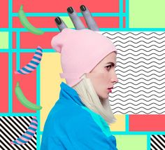 """Check out this @Behance project: """"Fashion Collages"""" https://www.behance.net/gallery/55271205/Fashion-Collages"""