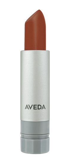 Nourish-Mint Sheer Mineral Lip Color in Sheer Clove is a deep ochre tint that's flattering and easy to wear.