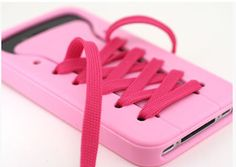 usd9.99/Image of  cute iShoes Silicone soft iPhone 4/4S/5 Case